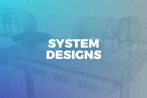 Kitchen system designs by Dolphin Fabrications