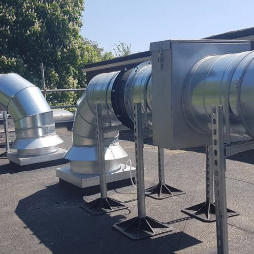 Stainless steel fabrications for schools