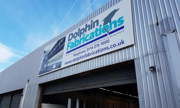 Dolphin Fabrication Sheffield office