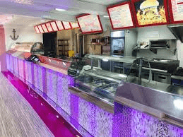 Kitchen fabrications for takeaways