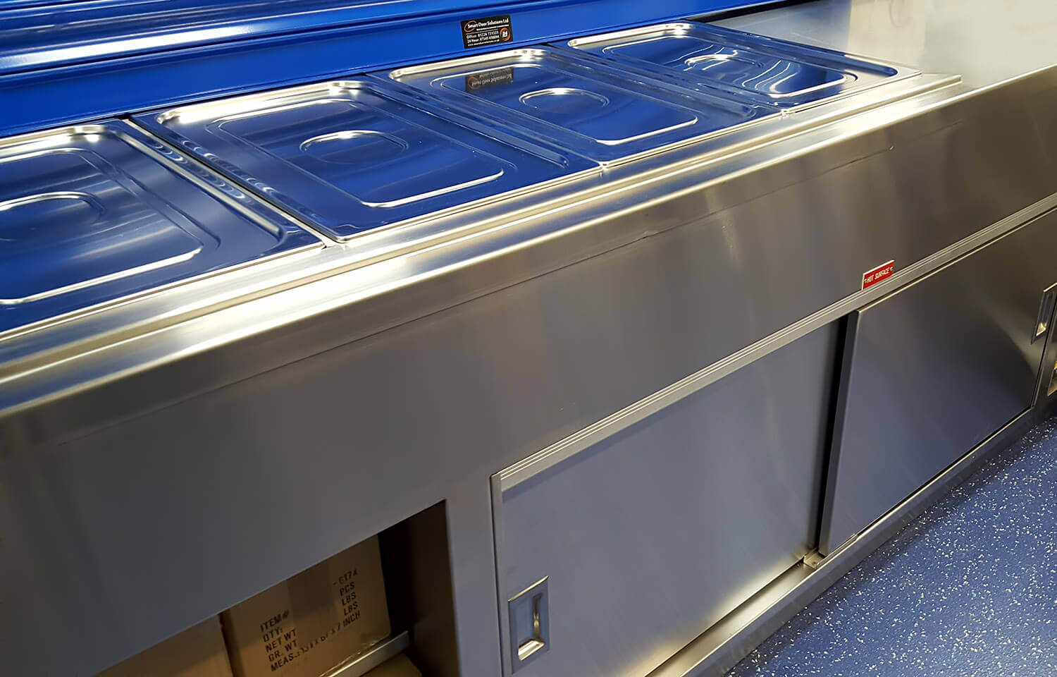 Stainless steel cleaning and maintenance