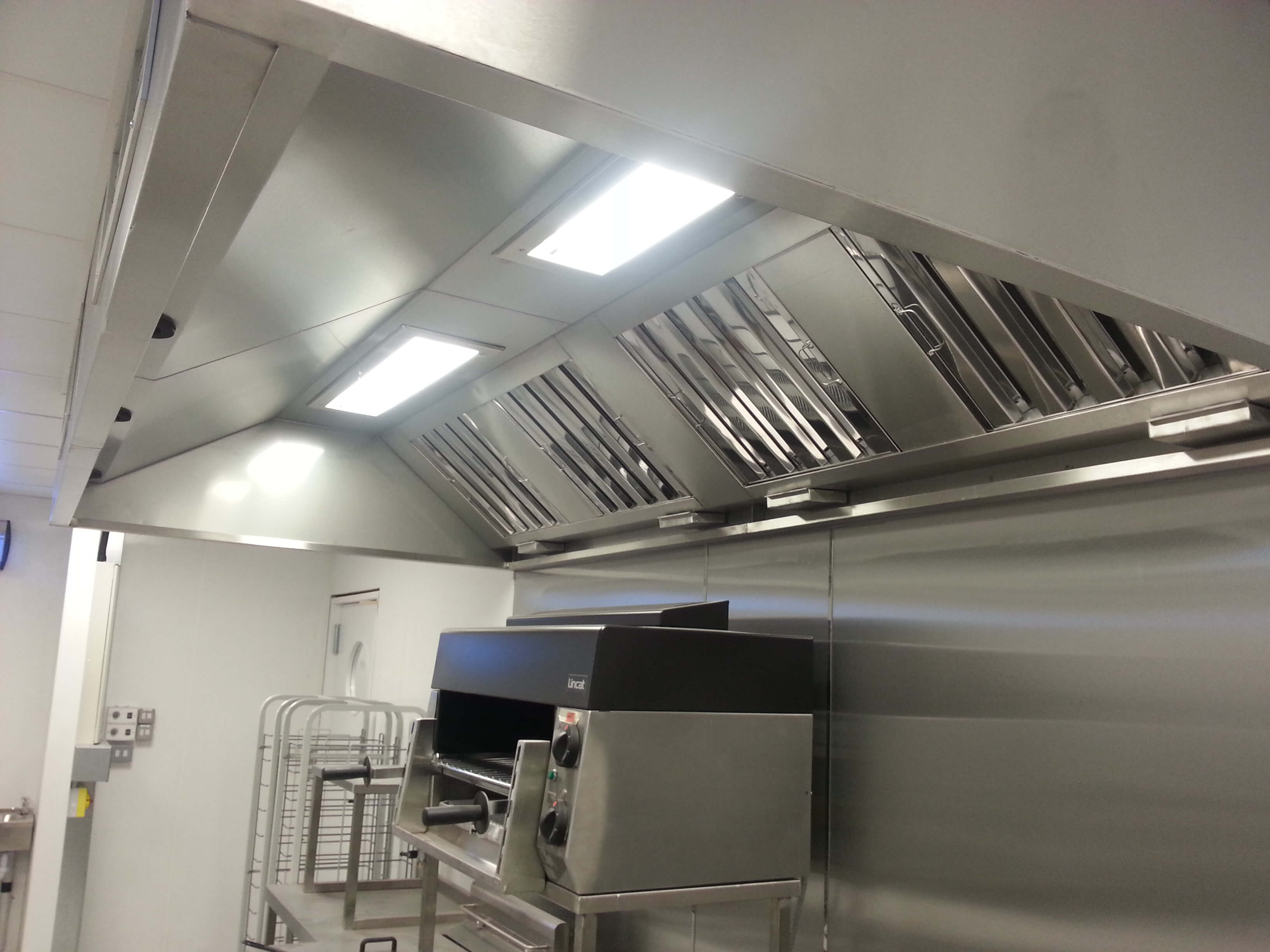 Extraction Hoods For Commercial Kitchens Dolphin Fabrications