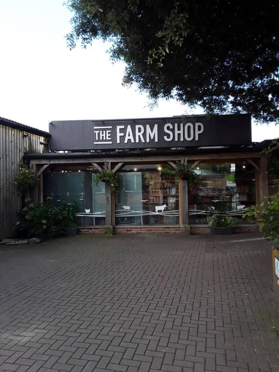 Cannon Hall Farm Shop